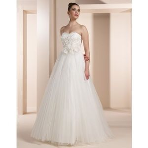Alyce Claudine Wedding Dresses - Style Gail 7784